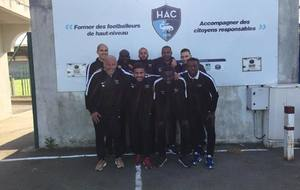 La collaboration avec le HAC se poursuit